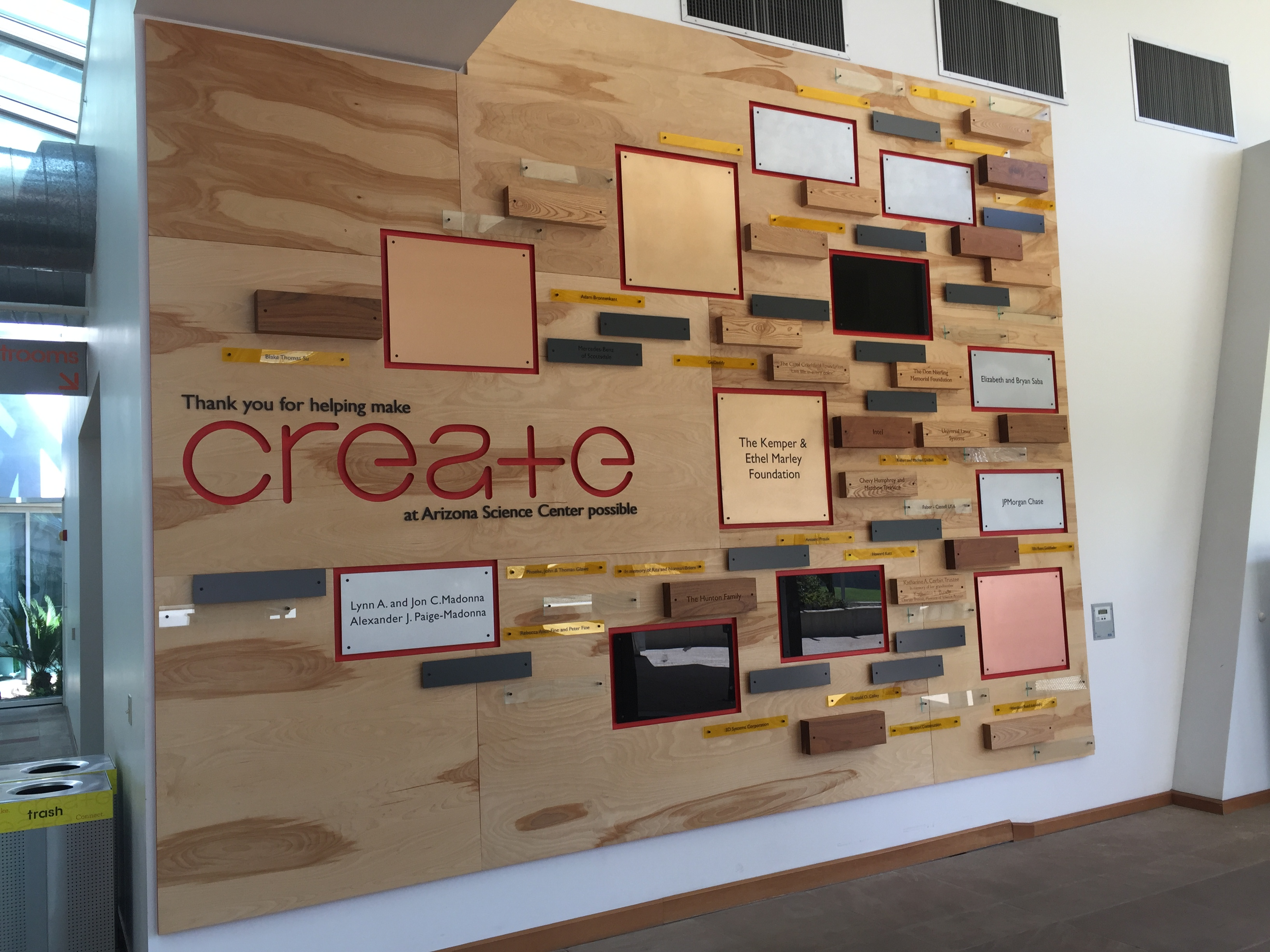 CREATE at the Arizona Science Center